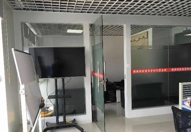 (出租) 地铁口恒茂梦时代广场精装修纯写字楼出租114平米