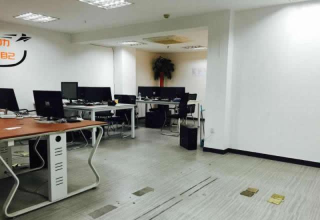 (出租) 带全套办公家具150㎡西湖老福山坛子口华远和平广场精装