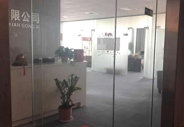 (出租) 地铁口朝南高层人气超旺紫峰大厦276平米精装带家具